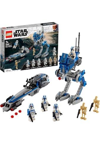 """LEGO® Konstruktionsspielsteine """"Clone Troopers™ der 501. Legion™ (75280), LEGO® Star Wars™"""", (285 - tlg.) kaufen"""
