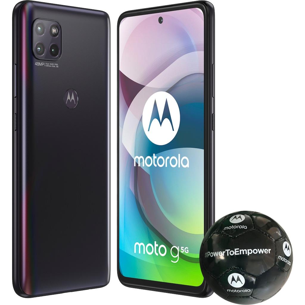 "Motorola Smartphone »moto g 5G«, (17 cm/6,7 "", 64 GB Speicherplatz, 48 MP Kamera)"