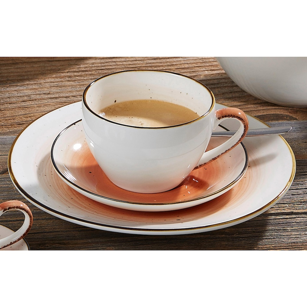 Ritzenhoff & Breker Kaffeeservice »COSMO«, (Set, 12 tlg.), Mikrowellengeeignet