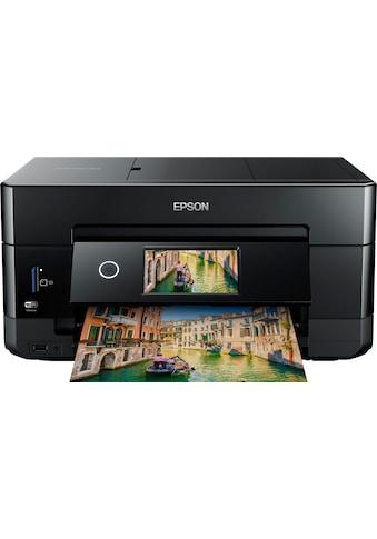 Epson »Expression Premium XP - 7100« Tintenstrahldrucker (WLAN (Wi - Fi),LAN (Ethernet)) kaufen