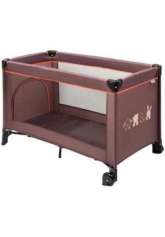 Nattou Baby-Reisebett »Fanny & Oscar«, mit Rädern kaufen