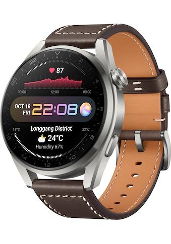 Huawei Smartwatch »WATCH 3 Pro Classic Galileo-L40E«, (Harmony OS) kaufen