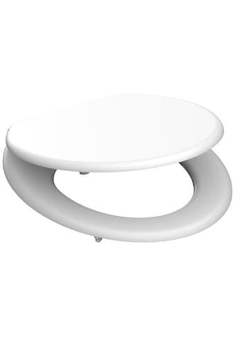 SCHÜTTE WC - Sitz »MDF WC -  Sitz mit Holzkern« kaufen