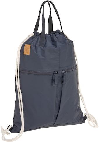 Lässig Kinderwagen - Tasche »Green Label, Tyve String Bag navy« kaufen