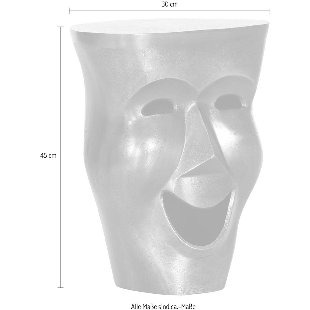 Gutmann Factory Beistelltisch »Smiling Face«, in extravaganter Form