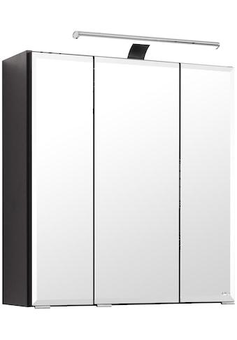 HELD MÖBEL Spiegelschrank »Fontana«, Breite 60 cm, mit Soft-Close-Funktion und Steckdose kaufen
