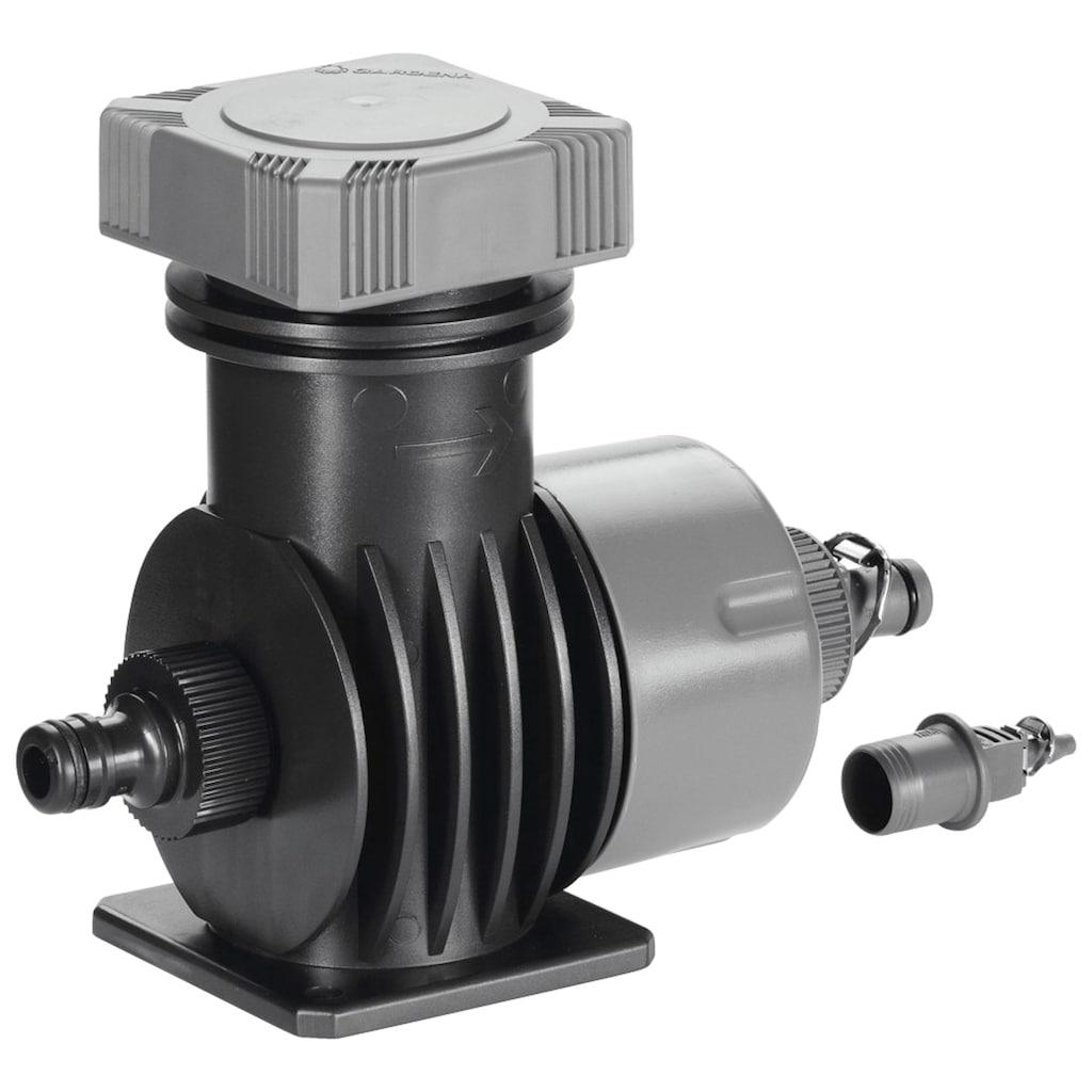 GARDENA Bewässerungssystem »Micro-Drip-System Basisgerät 2000, 1354-20«, Druckreduzierung auf 1,5 bar, bis 2.000 l/h