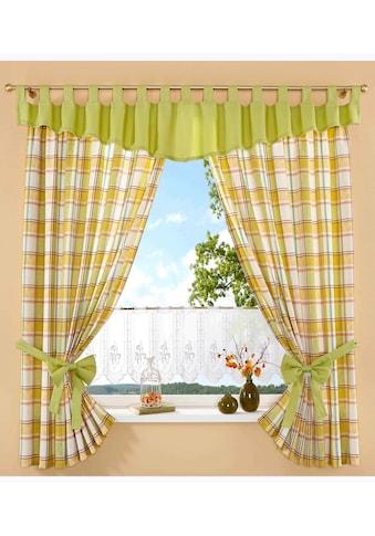 Stickereien Plauen Vorhang »Dolche« kaufen