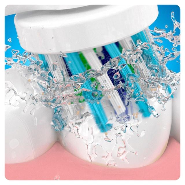 Oral B Elektrische Zahnbürste PRO 2 2000N, Aufsteckbürsten: 1 Stk.
