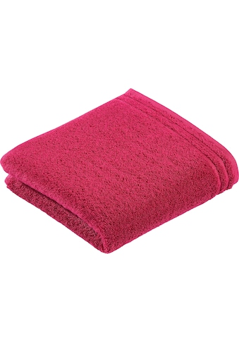 Vossen Handtücher »Calypso«, (2 St.), mit schmaler Bordüre kaufen