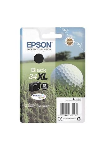 Epson Tintenpatrone  -  schwarz »34XL« kaufen