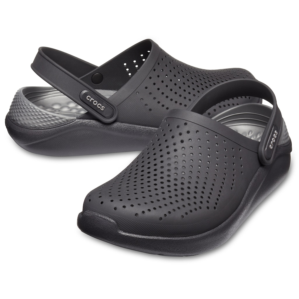 Crocs Clog »Lite Ride Clog«, mit perforiertem Obermaterial