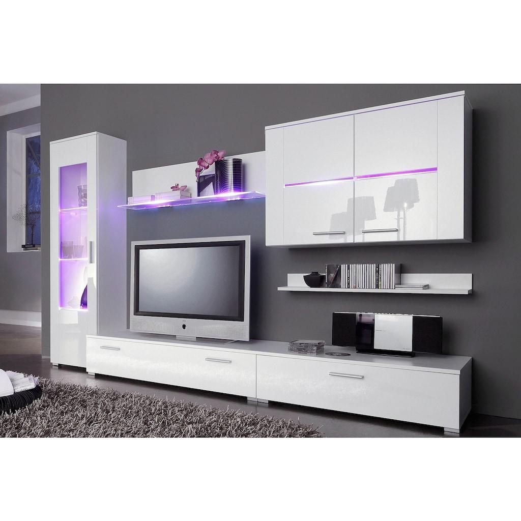 TV-Board »Flame«, Breite 90 cm oder 120 cm
