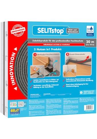 SELIT Dichtband »SELITstop«, mit integriertem Distanzband kaufen