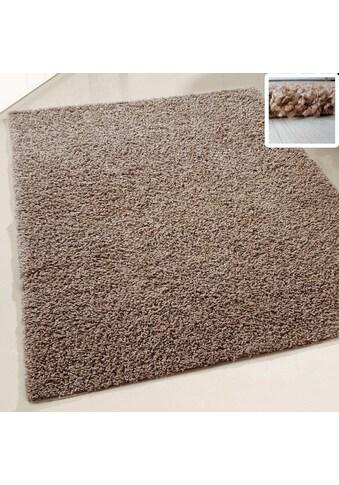 Hochflor - Teppich, »Harmony 21«, RESITAL The Voice of Carpet, rechteckig, Höhe 30 mm, maschinell gewebt kaufen