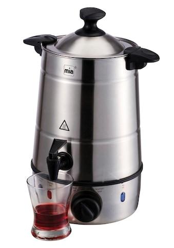 MIA Heißgetränke -  und Glühweinautomat GB 1900, 5 Liter Füllmenge, 2200 Watt kaufen