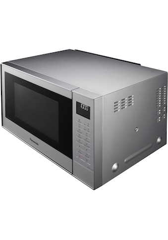 Panasonic Mikrowelle »NN-CT57JMGPG«, Grill und Heißluft, 1000 W kaufen