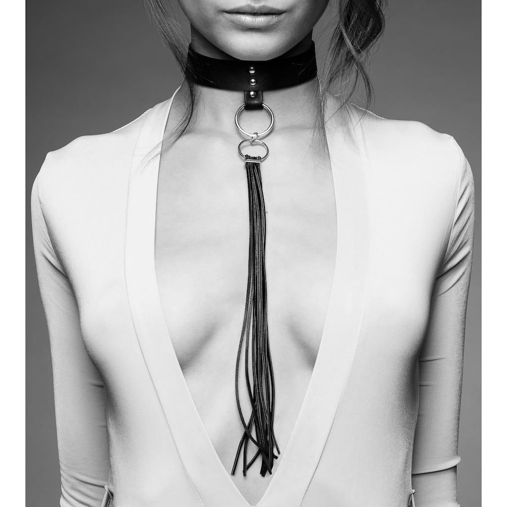 Bijoux Indiscrets Erotik-Halsband »Jewelry Maze Tassel choker«