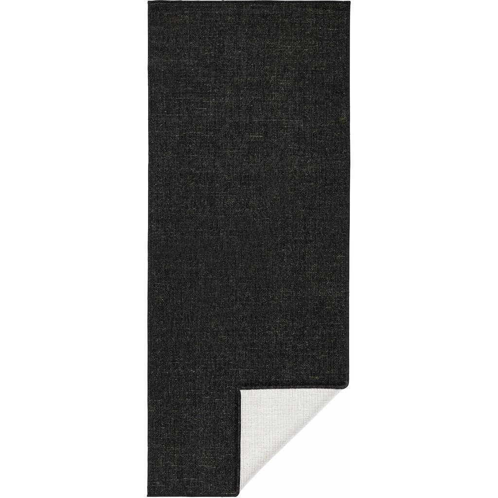 bougari Läufer »Miami«, rechteckig, 5 mm Höhe, In- und Outdoor geeignet, Wendeteppich