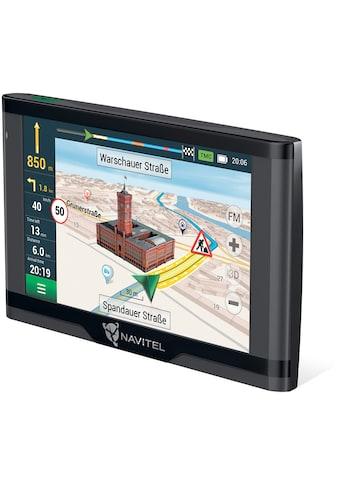 NAVITEL Navigationsgerät »E500 Magnetic TMC« kaufen
