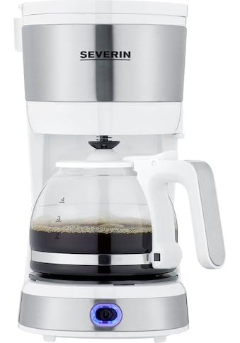 Severin Filterkaffeemaschine »KA 4809«, Permanentfilter, 1x2 kaufen