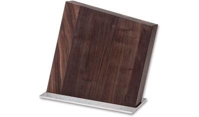 Böker Magnet-Messerblock »Style«, aus Massivholz und Edelstahl kaufen