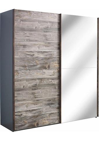 rauch ORANGE Schwebetürenschrank »Timberstyle« kaufen