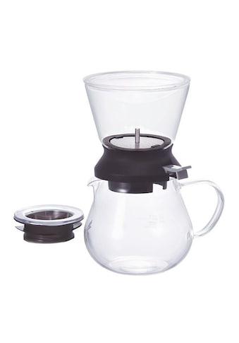 """Hario Teekanne »""""Tea dripper LARGO"""" Set«, 0,35 l, Made in Japan kaufen"""