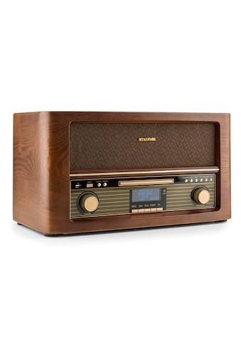 Auna Retro Stereoanlagen CD Player USB Radiorekorder Bluetooth »Epoque1906« kaufen