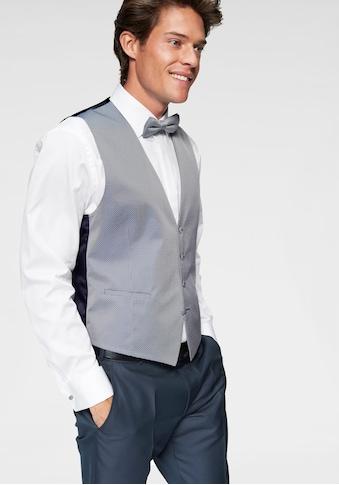 Wilvorst Anzugweste, Hochzeitsmode Mix & Match, Strukturmuster kaufen