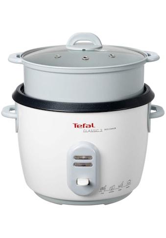Tefal Reiskocher »RK1011«, 10 Tassen Kapazität (5L); automatische Warmhaltefunktion;... kaufen