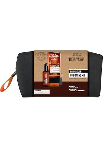 L'ORÉAL PARIS MEN EXPERT Bartpflege-Set »Barber Club Grooming Kit«, (3 tlg.) kaufen