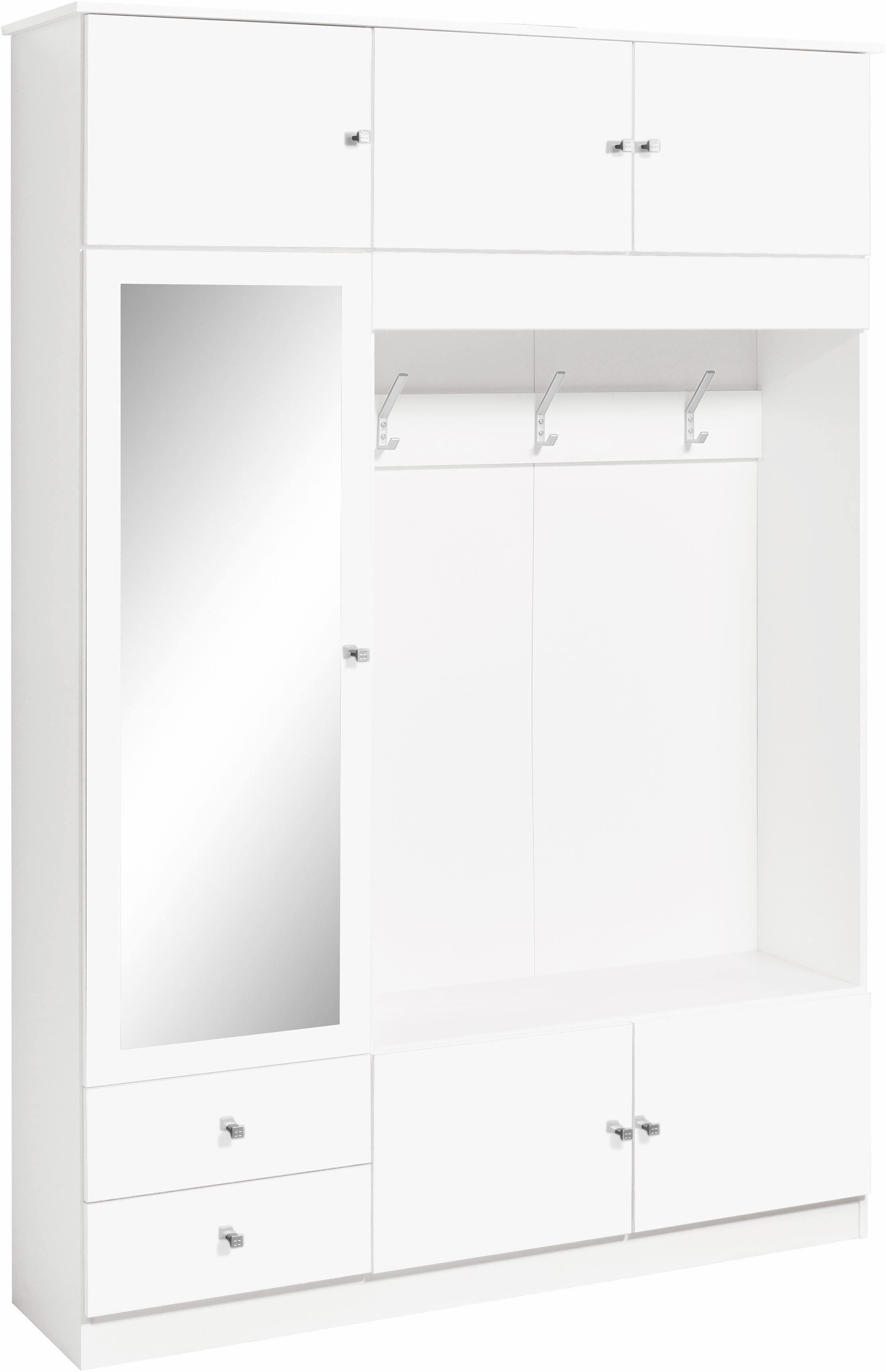 borchardt Möbel Garderobenschrank »Kompakta«, Höhe 202 cm günstig online kaufen