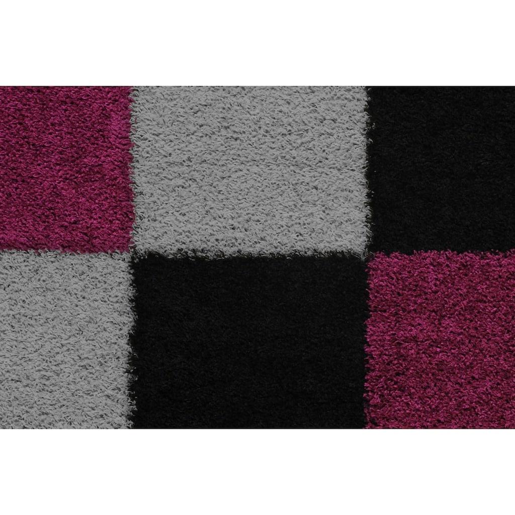 Arte Espina Hochflor-Teppich »Maedow 4157«, rechteckig, 40 mm Höhe, Wohnzimmer