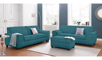 DOMO collection Polstergarnitur »Bianca«, (Set, 2 tlg.), bestehend aus einem 2-Sitzer... kaufen