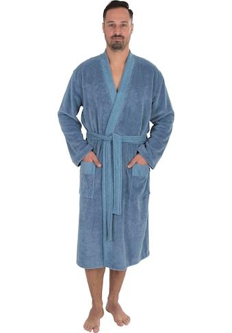 Herrenbademantel »1022«, Wewo fashion kaufen