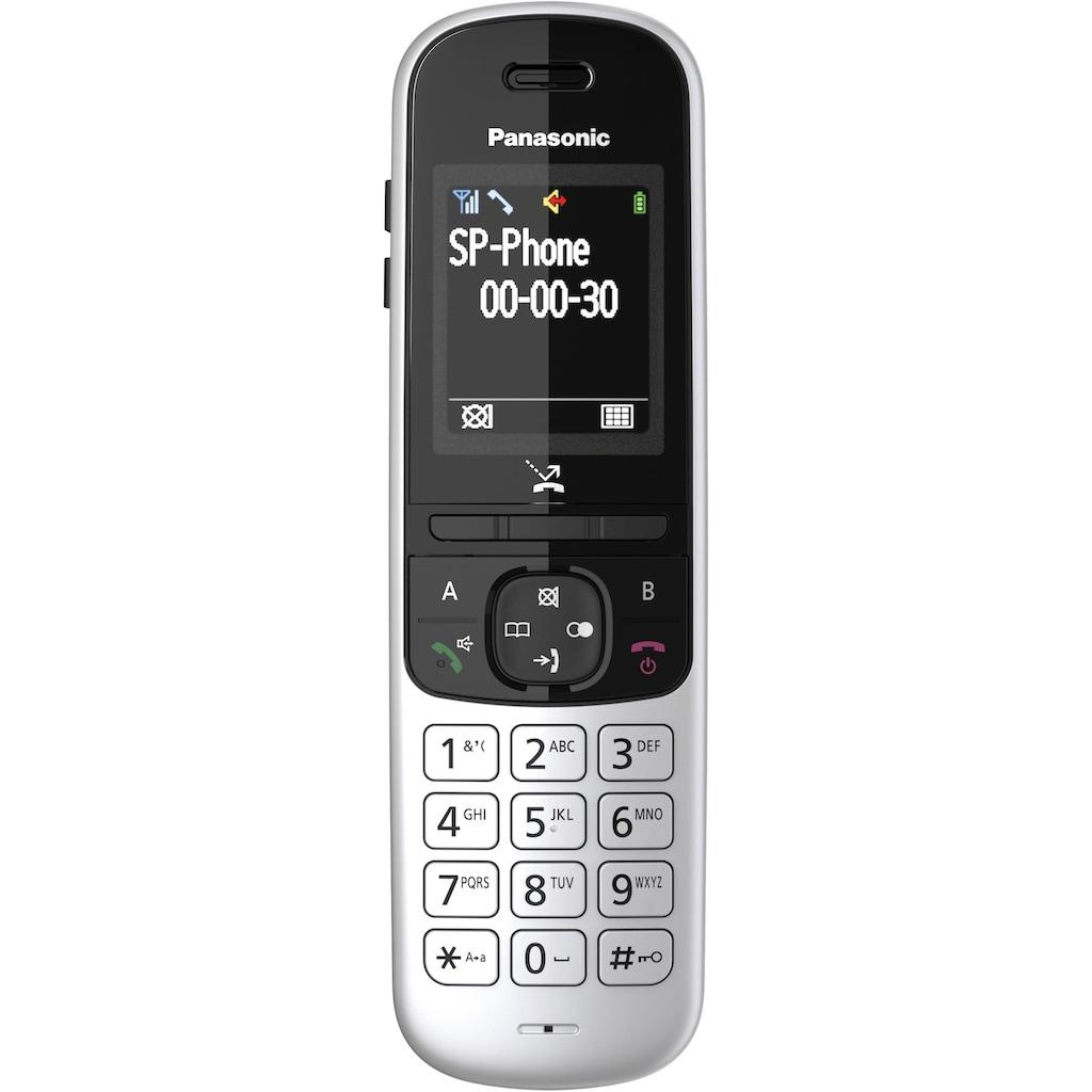 Panasonic Schnurloses DECT-Telefon »KX-TGH710«, (Mobilteile: 1 )
