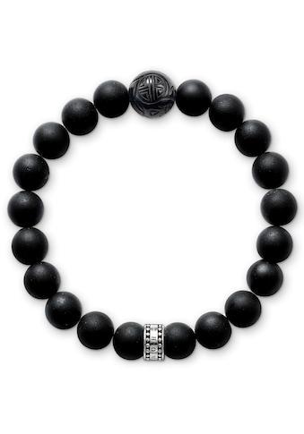 THOMAS SABO Armband »OBSIDIAN, A1085 - 023 - 11 - L, A1085 - 023 - 11 - XL« kaufen