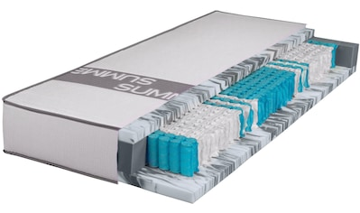 Breckle Taschenfederkernmatratze »SMARTSLEEP® 7000«, 1000 Federn, (1 St.), 7-Zonen... kaufen