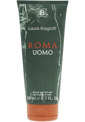 Laura Biagiotti Duschgel »Roma Uoma« kaufen
