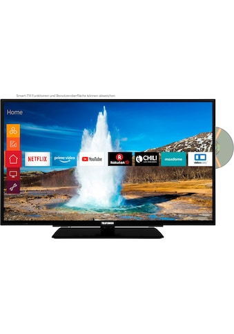 Telefunken D32H289M4CWD LED - Fernseher (80 cm / (32 Zoll), HD - ready, Smart - TV kaufen