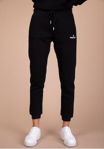 BLUE FIRE Sweathose »ALBY sweat pants«, Jogginghose mit kleiner Logo Stickerei vorne kaufen