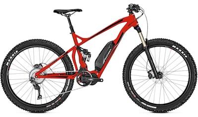 Univega E - Bike »Renegade S 4.5 Alpine«, 11 Gang Shimano SLX Schaltwerk, Kettenschaltung, Mittelmotor 250 W kaufen