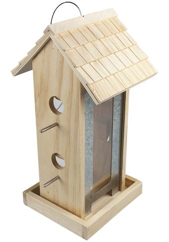 WINDHAGER Vogelhaus »Country«, BxTxH: 17,5x19x39 cm kaufen