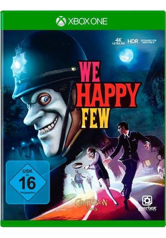 We Happy Few Xbox One kaufen
