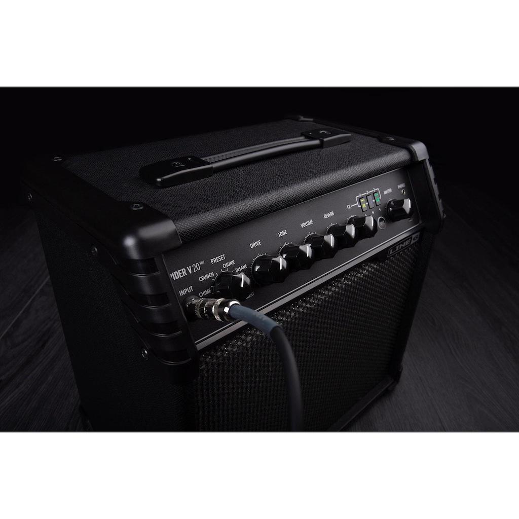 Yamaha Verstärker »Line 6 Spider® V20 MkII«