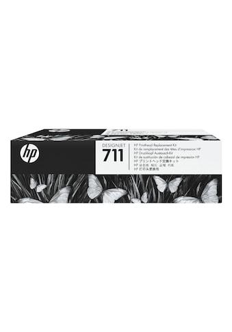 HP Druckkopf - Ersatzkit Designjet HP 711 »C1Q10A« kaufen