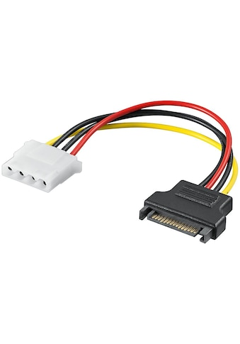 Goobay PC Stromkabel/Stromadapter »SATA Buchse zu 5.25 Buchse« kaufen