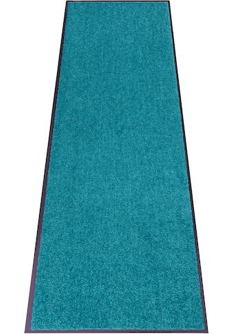 my home Fußmatte »Clean & Walk«, rechteckig, 7 mm Höhe, Schmutzfangmatte, In- und... kaufen