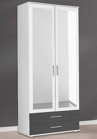 rauch pack s kleiderschrank rasa auf raten kaufen. Black Bedroom Furniture Sets. Home Design Ideas